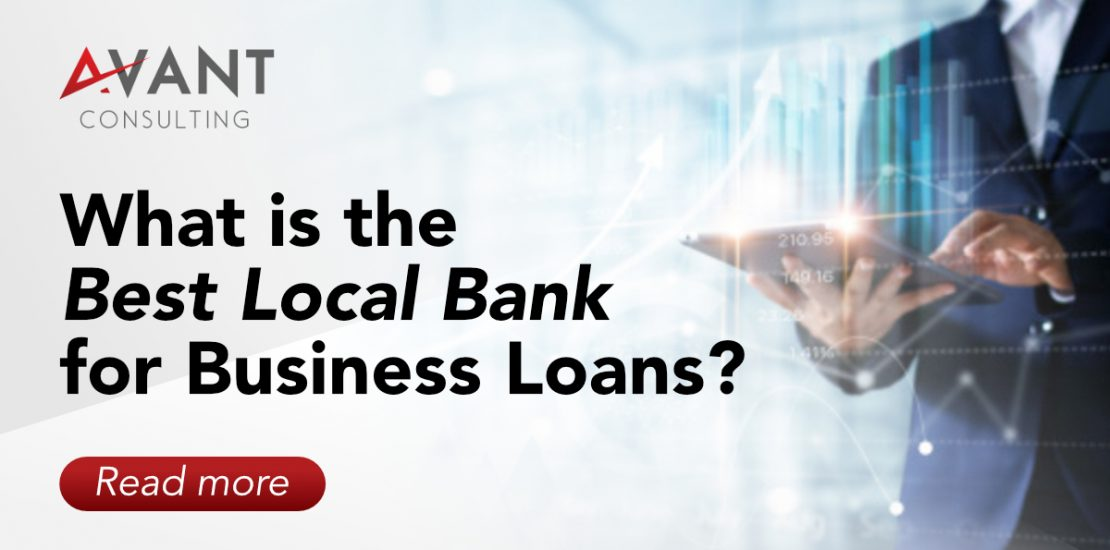 What Is The Best Local Bank for Business Loan?