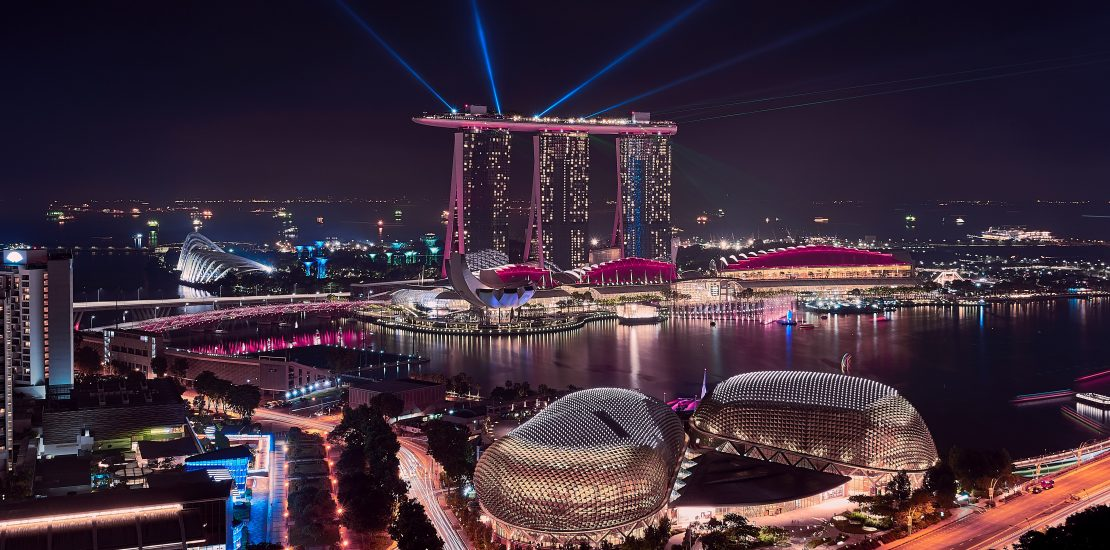 Singapore Economy grows for fastest rate in a year